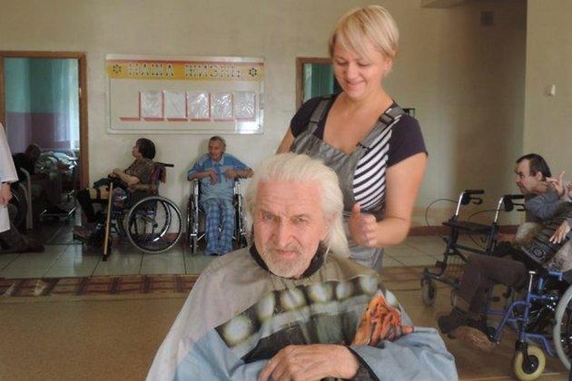 Работа парикмахером в доме престарелых московская область интернаты для престарелых