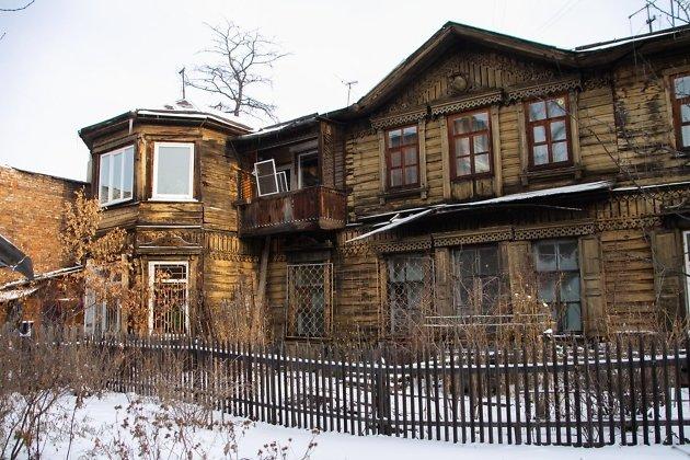 Дом архитектора Кузецова на улице 5-й Армии, 51