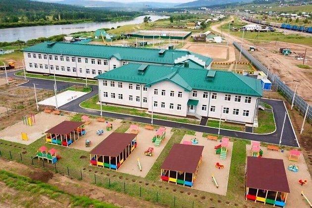 Новая школа в Большой Туре