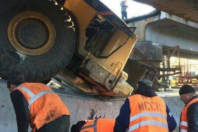 ВЗабайкалье наТранссибирской автодороги обвалился мост— есть погибшие