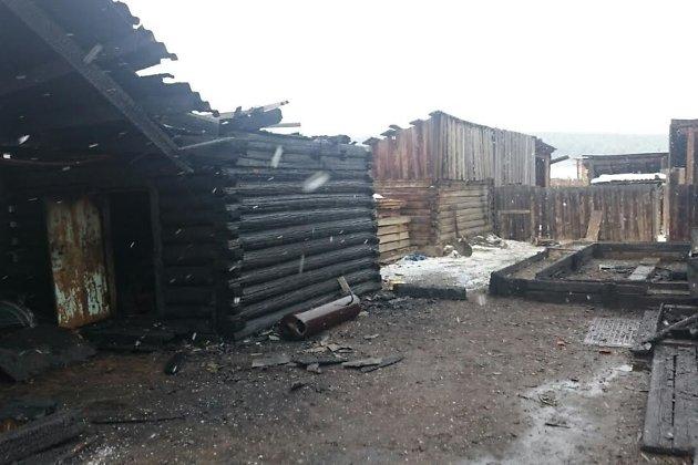 Гражданин Иркутской области, чья семья погибла напожаре, стал фигурантом уголовного дела