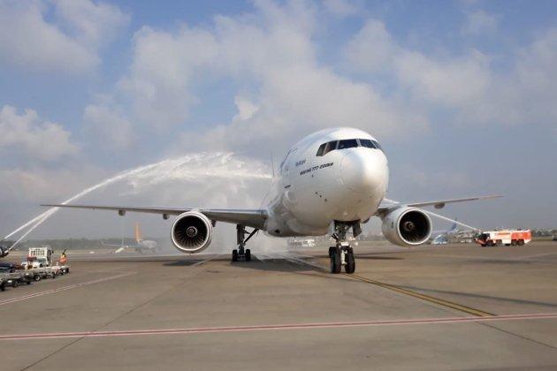Boeing-777 авиакомпании