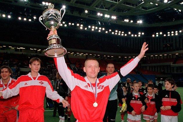 31 января 1999 года. Москва.