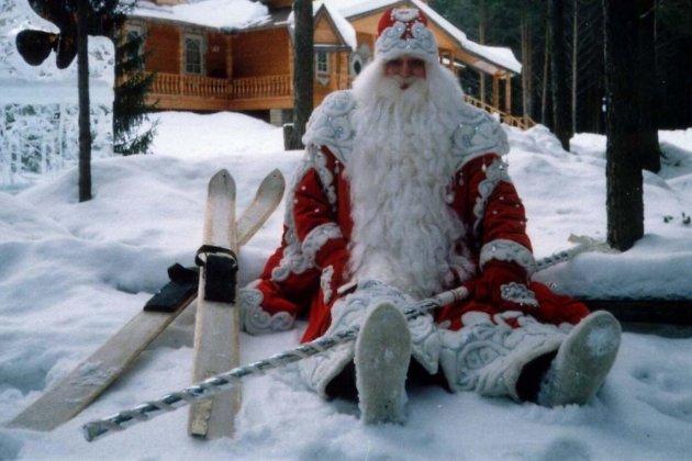 Ввыходные откроется резиденция тюменского Деда Мороза