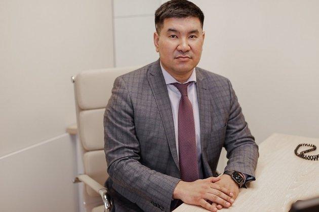 Управляющий ВТБ в Забайкальском крае Николай Халмактанов