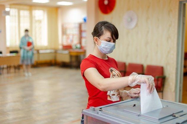Голосование по Конституции в Сибири: самая низкая и самая высокая явка