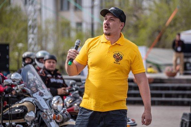 Рэпер Рома Жиган