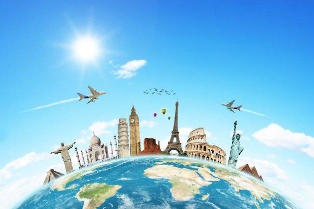 Поздравление быть за границей