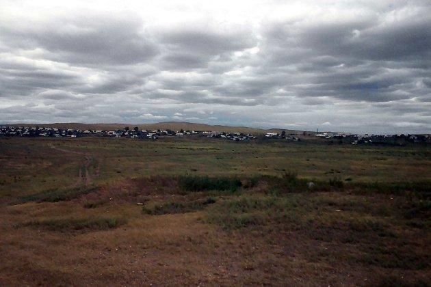 Село Абагайтуй, август 2016 года