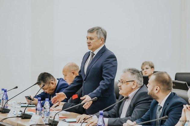 Сергей Михайлов, депутат от «Единой России», избранный сенатором в Совет Федерации от Забайкальского края