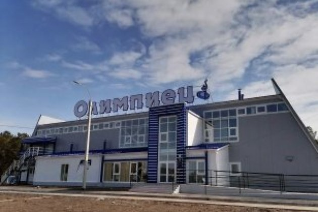 ФОК «Олимпиец» в Усть-Уде