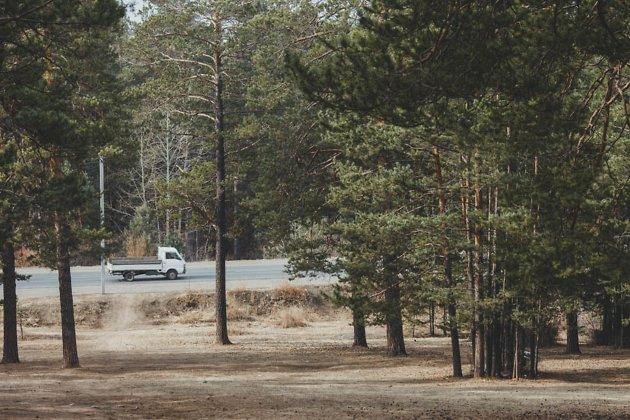 В 5-ти районах Забайкалья пламенеют леса