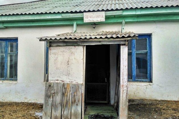 Поликлиника в селе Новая Заря Ононского района