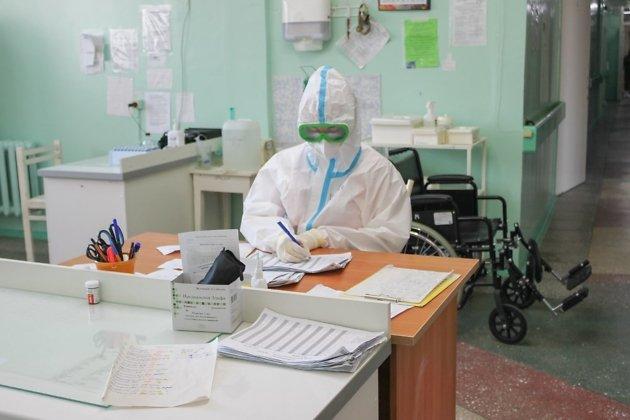 Работа в «красной зоне» не отменяет необходимость заполнять различные документы