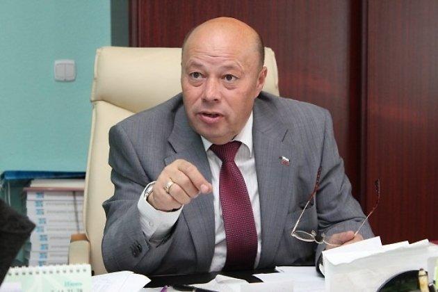 Валерий Кожевников, экс-глава минздрава Бурятии