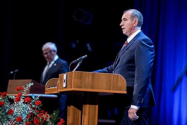 «Всвязи сутратой доверия». Губернатор сократил руководителя службы госстройнадзора Иркутской области