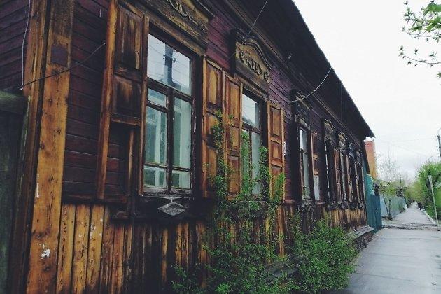 Дом на Забайкальского Рабочего