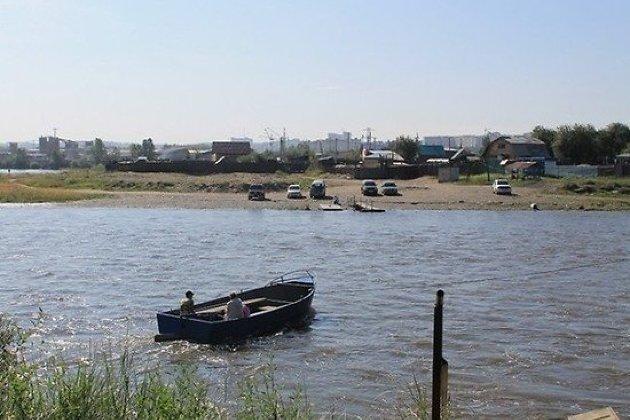 остров Казачьи луга, где находится садовое товарищество «Иркутянин»