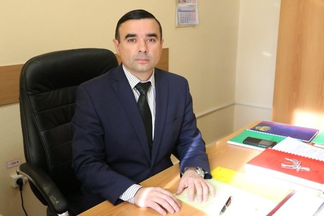 Заместитель руководителя администрации Читы по экономике и финансам Андрей Гренишин