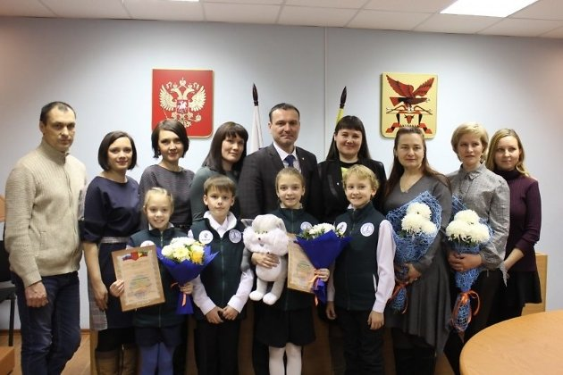 Встреча замминистра физической культуры и спорта края Виталия Ломаева с участниками проекта