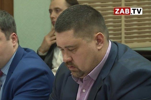 Вадим Захаров - бывший глава Читинского района