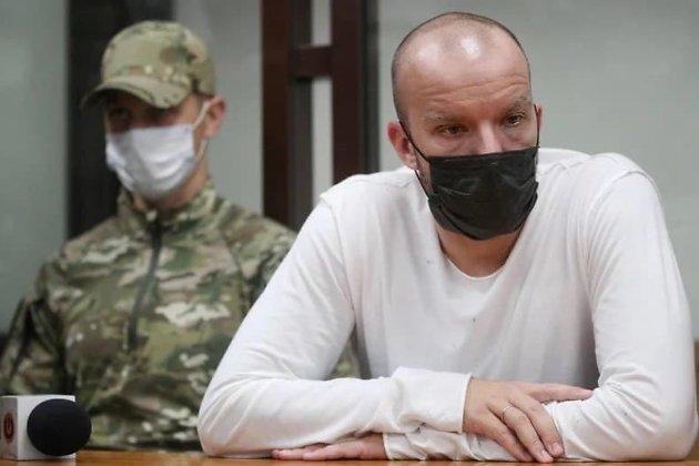 Один из основателей «Финико» Кирилл Доронин в зале суда.