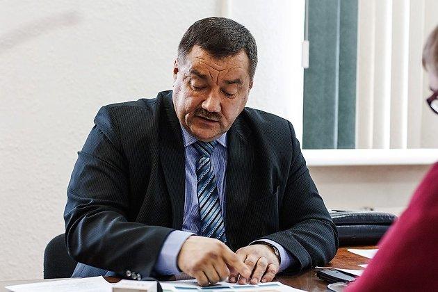 И. о. главы Читинского района Фёдор Кургузкин