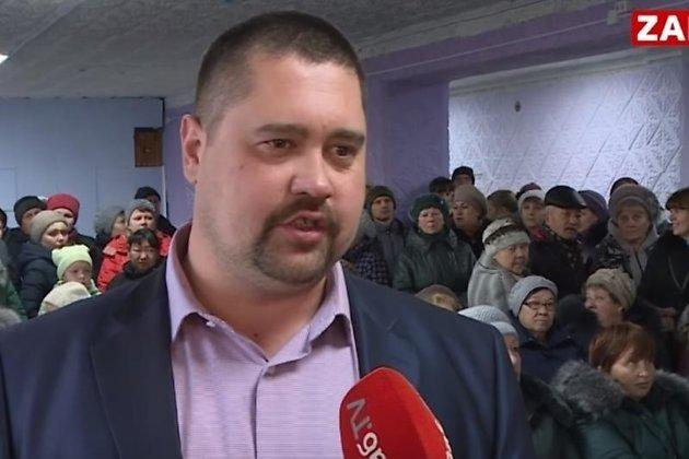Вадим Захаров - глава Читинского района