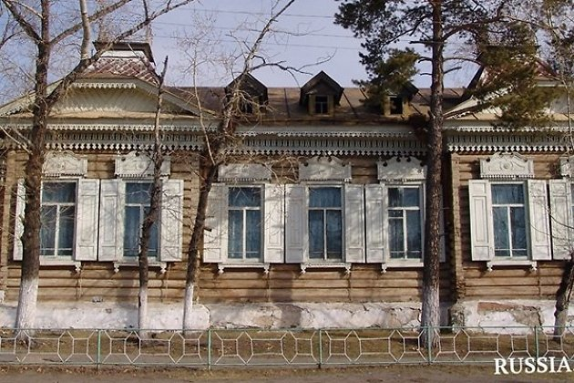 Жилой дом Колобовниковых