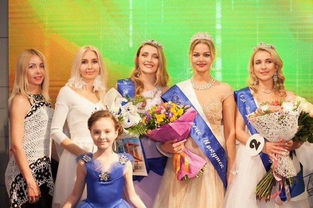 Анна Чукавина на конкурсе