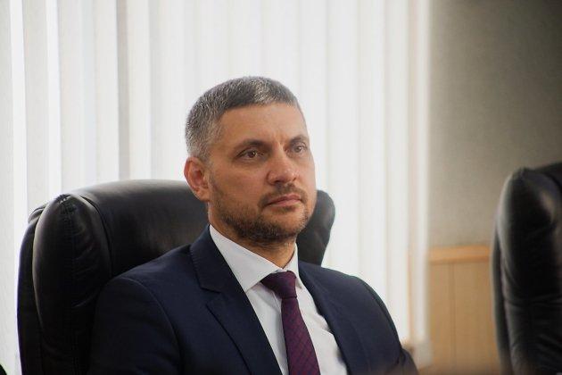 Губернатор Александр Осипов