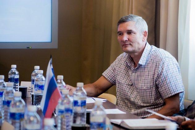 Главный архитектор Читы Александр Михайлов