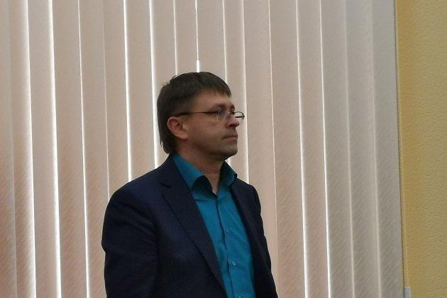 Глава Службы единого заказчика Забайкалья Павел Рогалёв