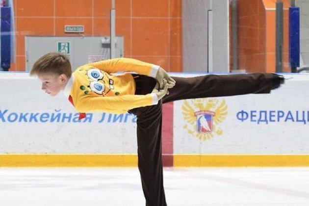 Белгородский фигурист прошёл вфинал проекта «Дети нальду. Звёзды-2»