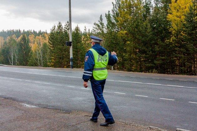 ВЧеремхово сострельбой задержали 17-летнего нарушителя ПДД
