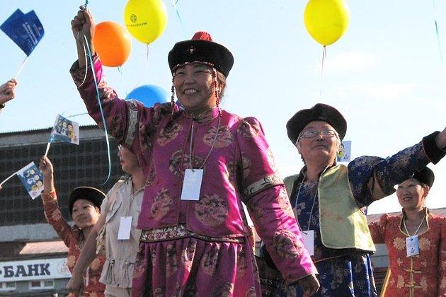 Алтаргана-2008, Иркутская область