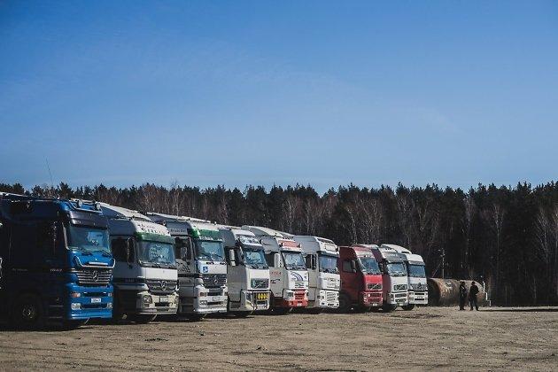 Дальнобойщики вновь проведут вИркутске автопробег против системы «Платон»