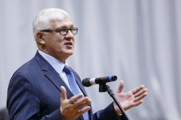 Спикер заксобрания Иркутской области, секретарь ИРО партии