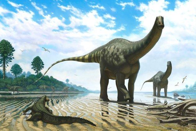 Предполагаемый облик тенгризавра