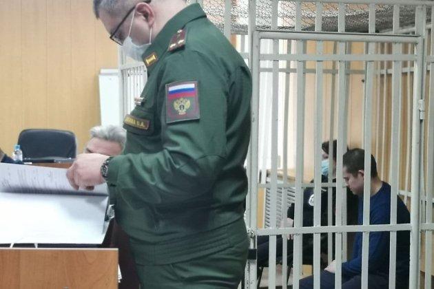 Прокурор опрашивает свидетеля по делу Шамсутдинова