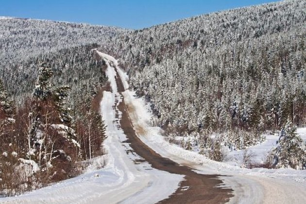 Ограничение движения нафедеральной трассе вИркутской области снято