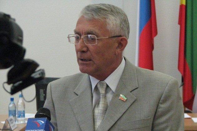 Юрий Иннокентьевич Никонов