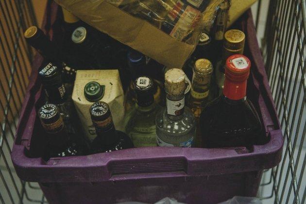 1,5 тысячи литров фальсифицированного алкоголя изъяли вИркутске