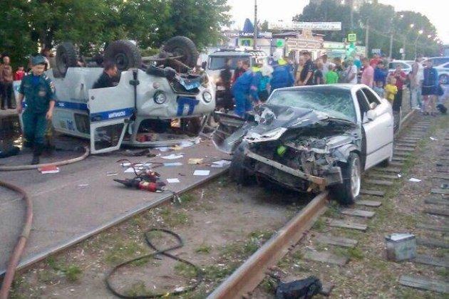 ВИркутской области предъявили обвинение сбившему полицейского шоферу