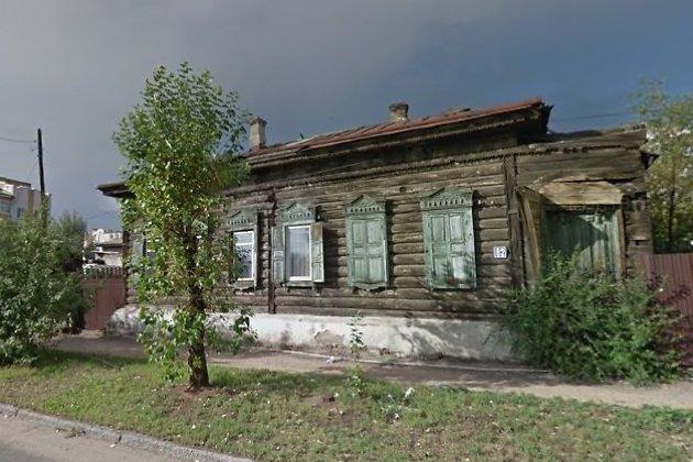 Дом на Чкалова, 82