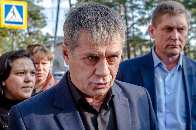 Глава Читинского района Николай Селезнев