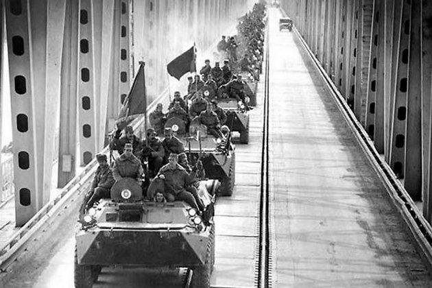 ВПриангарье пройдет акция «Бессмертный афганский полк»