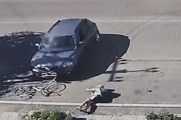 Авария с девочкой-подростком в Чите