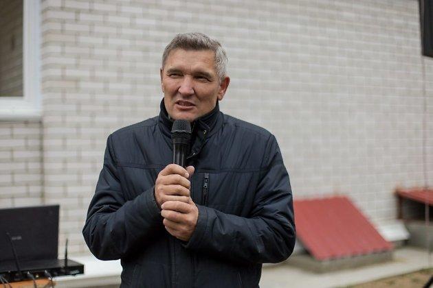 архитектор города Александр Михайлов
