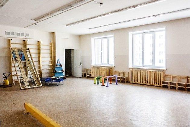 ВИркутске из-за затопления крыши остановил работу детсад №28